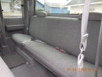 Exceptional Picture Of 1998 Chevrolet C/K 2500 Cheyenne Extended Cab LB HD 4WD, Interior