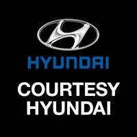Courtesy Hyundai Tampa logo