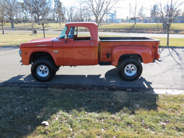 Picture of 1977 Dodge Power Wagon 150, exterior, gallery_worthy