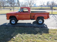 1977 Dodge Power Wagon Picture Gallery