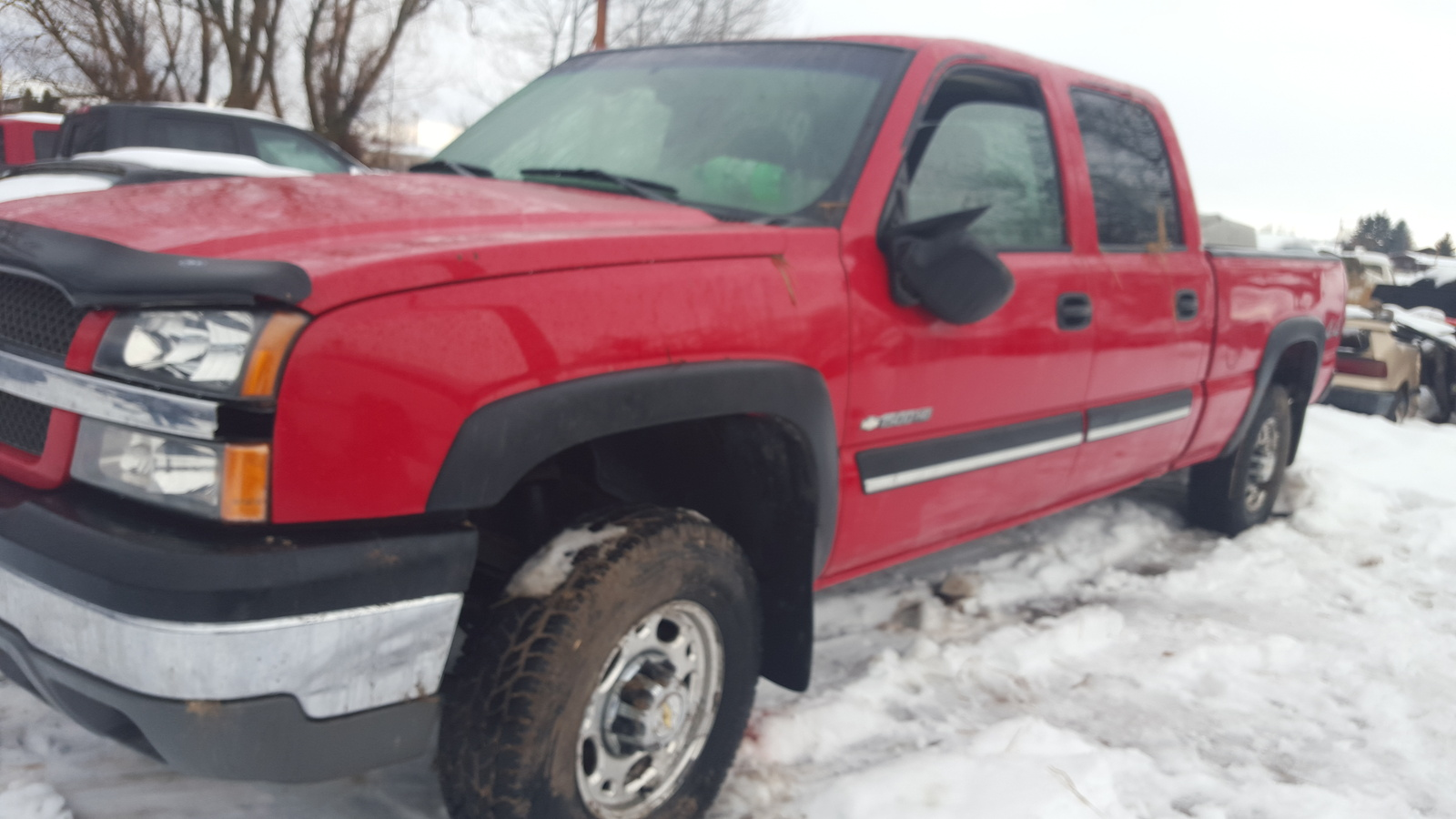 All Chevy chevy 2003 : All Chevy » 2003 Chevy 1500hd - Old Chevy Photos Collection, All ...