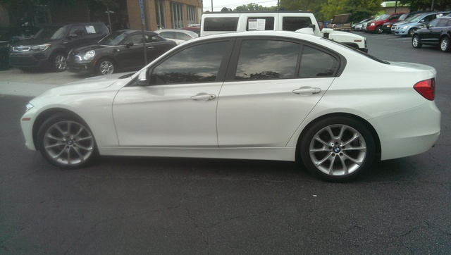 picture of 2014 bmw 3 series 320i sedan exterior. Cars Review. Best American Auto & Cars Review