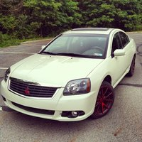2009 Mitsubishi Galant Picture Gallery