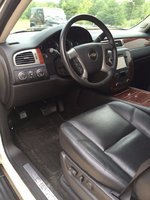 Picture of 2013 Chevrolet Avalanche Black Diamond LTZ 4WD, interior