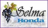 Selma Honda logo