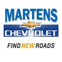 Martens Chevrolet logo