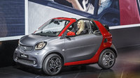 2017 smart fortwo, Front-quarter view., exterior, manufacturer, gallery_worthy
