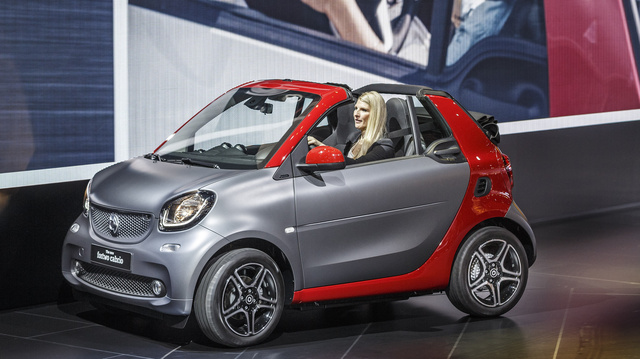 2017 Smart Fortwo Overview Cargurus