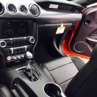 Picture of 2015 Ford Mustang EcoBoost, interior, gallery_worthy