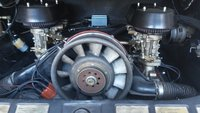 Picture of 1966 Porsche 911 Coupe, engine