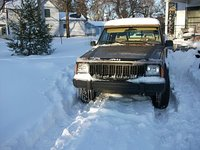 Picture of 1988 Jeep Comanche Chief 4WD, exterior, gallery_worthy