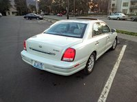 Picture of 2002 Hyundai XG350 4 Dr L Sedan, exterior