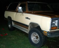Picture of 1986 Dodge Ramcharger 150 RWD, exterior, gallery_worthy
