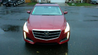 Picture of 2014 Cadillac CTS Sport Wagon 3.0L Luxury