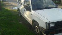 Picture of 1991 Mitsubishi Mighty Max Pickup 2 Dr STD Standard Cab SB, exterior, gallery_worthy