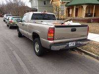 Picture of 2000 Chevrolet Silverado 2500 3 Dr LS Extended Cab SB, exterior