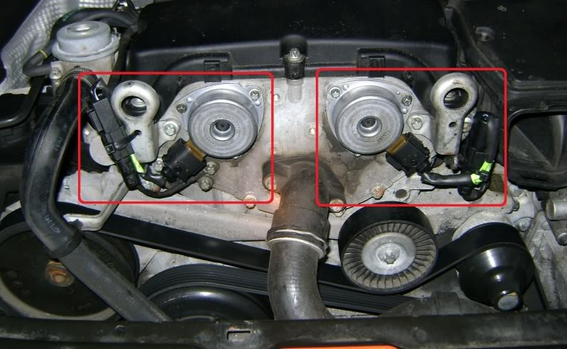 Mercedes Benz Clk Class Questions Fluid That Appears To