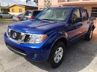 Picture of 2013 Nissan Frontier SV Crew Cab 4WD, exterior