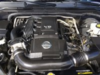 Picture of 2013 Nissan Frontier SV Crew Cab 4WD, engine