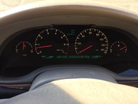 Picture of 2001 Cadillac Seville STS, interior