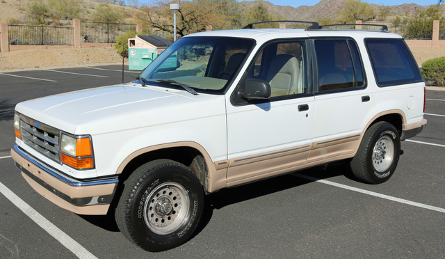 Picture of 1992 Ford Explorer 4 Dr Eddie Bauer 4WD SUV, exterior