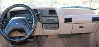 Picture of 1992 Ford Explorer 4 Dr Eddie Bauer 4WD SUV, interior