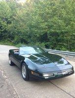 Picture of 1991 Chevrolet Corvette Convertible, exterior