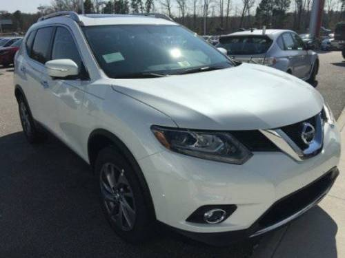 Picture of 2015 Nissan Rogue SL AWD, gallery_worthy