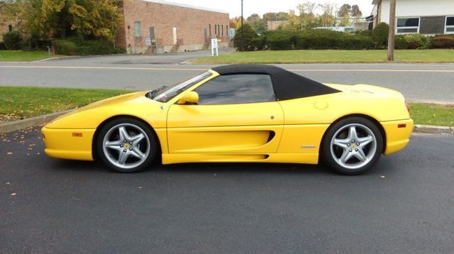 Picture of 1996 Ferrari F355