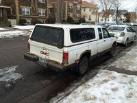Picture of 1991 GMC Sonoma 2 Dr SLE Extended Cab SB