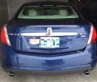 Picture of 2012 Lincoln MKS Base AWD, exterior