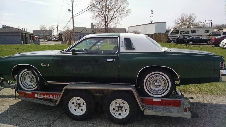 1976 Chrysler Cordoba - Overview - CarGurus