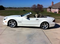 Picture of 2009 Mercedes-Benz SL-Class SL550