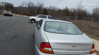 Picture of 1998 Nissan Altima GXE, exterior