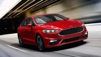2017 Ford Fusion Picture Gallery