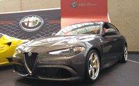 2017 Alfa Romeo Giulia Picture Gallery