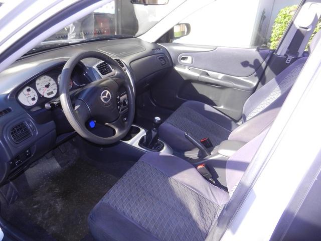 Picture of 2003 Mazda Protege ES, interior