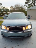 Picture of 2008 Chrysler Pacifica Limited, exterior