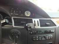 Picture of 2008 Chrysler Pacifica Limited, interior