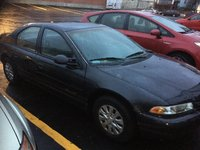 Picture of 1998 Plymouth Breeze 4 Dr STD Sedan, exterior