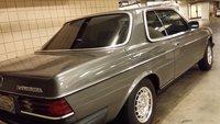 1985 Mercedes-Benz 300-Class Overview