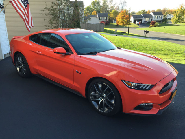 Picture of 2015 Ford Mustang GT Coupe RWD, exterior, gallery_worthy