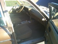 1975 Chevrolet Nova, Passager Front Seat, interior