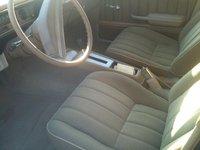 1975 Chevrolet Nova, Drivers Front Seat, interior