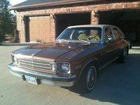 1975 Chevrolet Nova, Drivers Side Front View, exterior