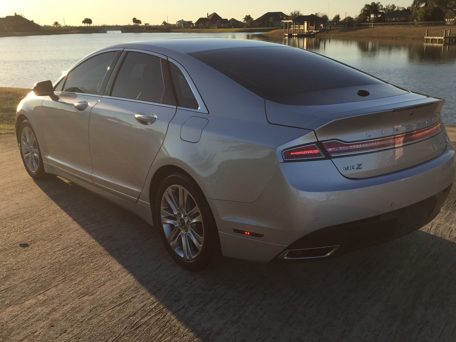 Picture of 2015 Lincoln MKZ Base