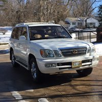 Picture of 2003 Lexus LX 470 4WD, exterior, gallery_worthy