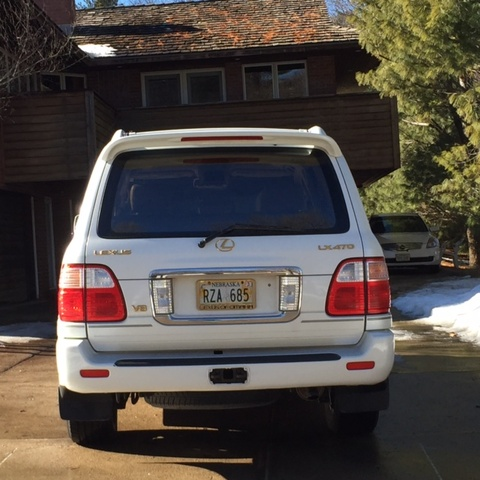 Picture of 2003 Lexus LX 470 4WD