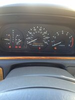 Picture of 1997 Toyota Camry LE V6, interior