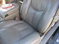 Picture of 2003 GMC Sierra 1500 SLT 4WD Extended Cab LB, interior